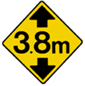 Height 3.8 m