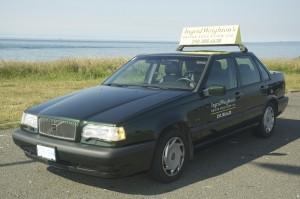 Ingrid Weighton Driving Coach Volvo