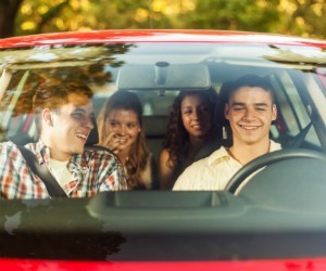Driving under the Influence of Teens From Association for Psychological Science