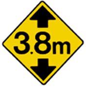 Height 3.8 m
